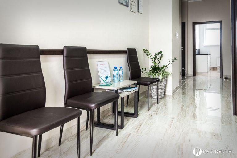 Poczekalnie pacjentów Twój Dentysta Grójec