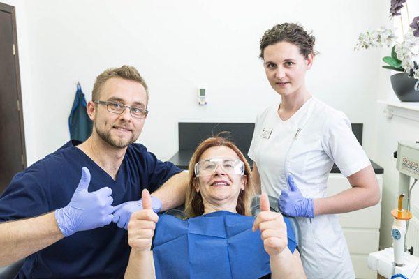 Pacjenci gabinetu Twój Dentysta Grójec