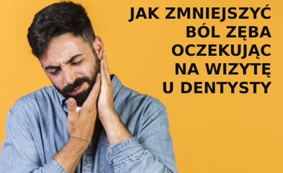 Co na ból zęba